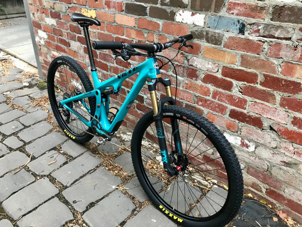 The Yeti ASR Carbon is dead  Long live the Yeti SB100